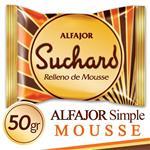 Alfajor SUCHARD Mousse Paquete 50 Gr 1 Unidad