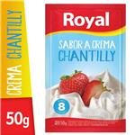 Crema Chantilly Royal    Sobre 50 Gr