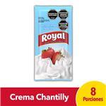 Crema Chantilly Royal    Sobre 50 Gr