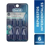 Cepillo Interdental ORAL B Interdental Cónico Blister 6 Unidades