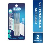 Cepillo Interdental ORAL B Interdental Compacto Blister 2 Unidades