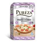 Premezcla Para Pizza Pureza Leudante Paquete 1 Kg