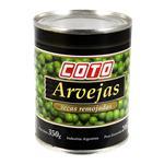 Arveja  Coto Remojadas Lata 350 Gr