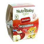 Pure Nutribaby Manzana  Pack X 2 Unidades 113 Gr