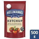 Ketchup HELLMANNS   Pouch 500 Gr