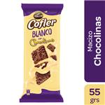 Chocolate Blanco C/Cooki COFLER Fwp 55 Grm