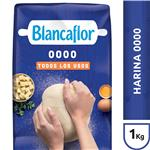 Harina De Trigo Blancaflor  0000 Paquete 1 Kg