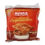 Tap.Empanada Hojaldre Mendia X20 500 Grm