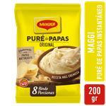 Puré De Papas MAGGI   Paquete 200 Gr
