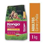 Alimento Para Gato KONGO Fort Bsa 1 Kg