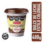 Dulce De Leche LA SERENISIMA E/Colonial C/Calcio Pot 400 Gr