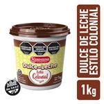 Dulce Leche Est/Colon F. C La Serenisi Pot 1 Kgm