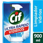 Limp.Multiuso Vidrio Y Multi Cif Doy 900 Ml