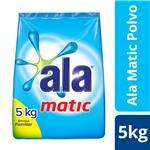 Jabón En Polvo ALA Matic Paquete 5 Kg