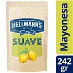 Mayonesa HELLMANNS Receta Liviana Pouch 242 Gr
