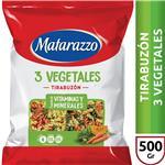 Tirabuzon Matarazzo  3 Vegetales  Paquete 500 Gr