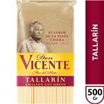 Tallarin DON VICENTE Al Huevo Paquete 500 Gr