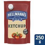 Ketchup HELLMANNS   Pouch 250 Gr