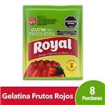 Gelatina ROYAL Frutos Rojos Light Sobre 25 Gr