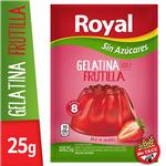 Gelatina ROYAL Manjares Light Sobre 25 Gr