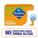 Protectores Diarios Nosotras 60 Unidades