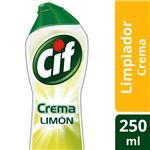 Limpiador CIF Limon C/Micropartic. Bot 375 Grm