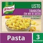 Pastas Listas KNORR Tirabuzones Salsa De Quesos   Pouch 205 Gr