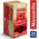 Té Manzanilla LA VIRGINIA Caja 25 Saquitos
