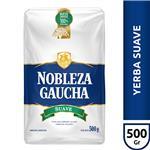 Yerba Mate Nobleza Gaucha   Suave Paquete 500 Gr