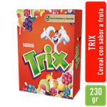 Cereal TRIX Nestle Cja 230 Grm