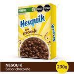 Cereal Nesquik Chocolate Cja 230 Grm