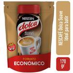 Café Instantáneo NESCAFE  Dolca Suave Paquete 170 Gr