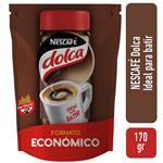 Café Instantáneo NESCAFE  Dolca Paquete 170 Gr