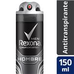 Desodorante Antitraspirante REXONA MEN    Aerosol 90 CC