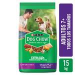 Alimento Para Perro DOG CHOW Adultos Bsa 15 Kgm