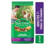 Alimento Para Perro DOG CHOW Adultos Bsa 3 Kgm