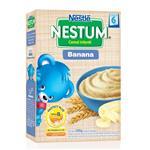 Cereal Infantil NESTLE NESTUM Banana   Caja 200 Gr