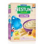 Cereal Infantil NESTUM Con Miel   Caja 200 Gr