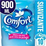 Enjuague Para Ropa Comfort  Clásico  Doypack 900 Ml