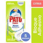 Limpia Inodoros Adhesivo MR. MUSCULO Limón Refrescante Glade Caja 3 Unidades