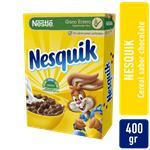 Cereal NESQUIK Chocolate Cja 400 Grm