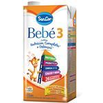 Leche Infantil Sancor Bebé 3 Nutriicon Completa Ttb 1 Ltr