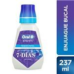 Enjuague Bucal ORAL B 3d White Brilliant Fresh Botella 237 Ml