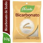 Bicarbonato De Sodio Alicante  Sobre 50 Gr