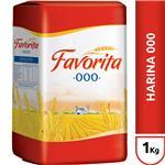Harina De Trigo Favorita  000 Paquete 1 Kg