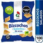 Bizcochos Salados Gallo Snack Bsa 100 Grm