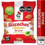 Bizcochos Dulces Gallo Snack Bsa 100 Grm