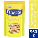 Mayonesa FANACOA   Pouch 950 Gr