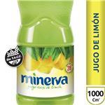 Jugo De Limon MINERVA Pet 1 Ltr