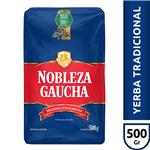 Yerba Mate Nobleza Gaucha    Paquete 500 Gr